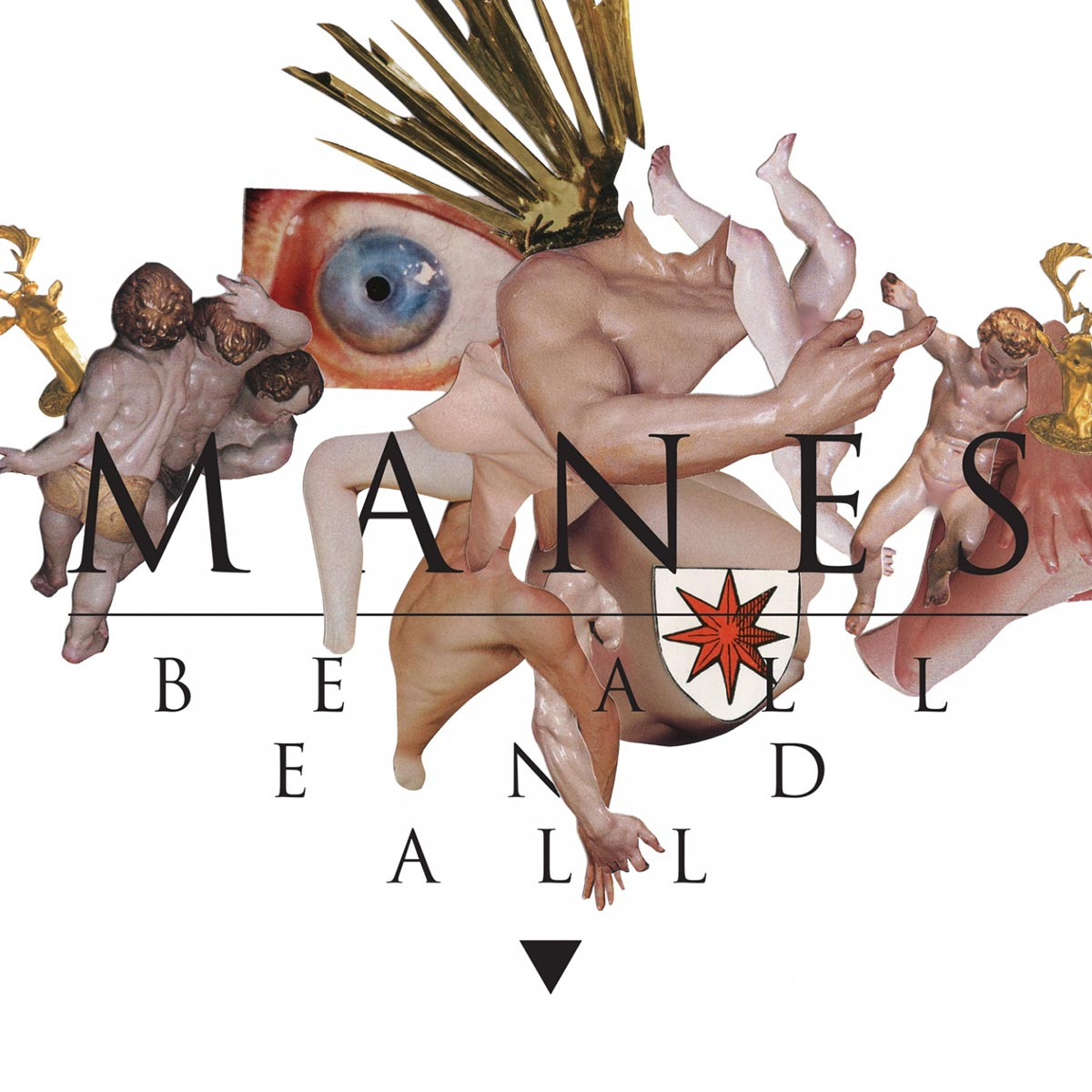 Manes - Be All End All (album cover))