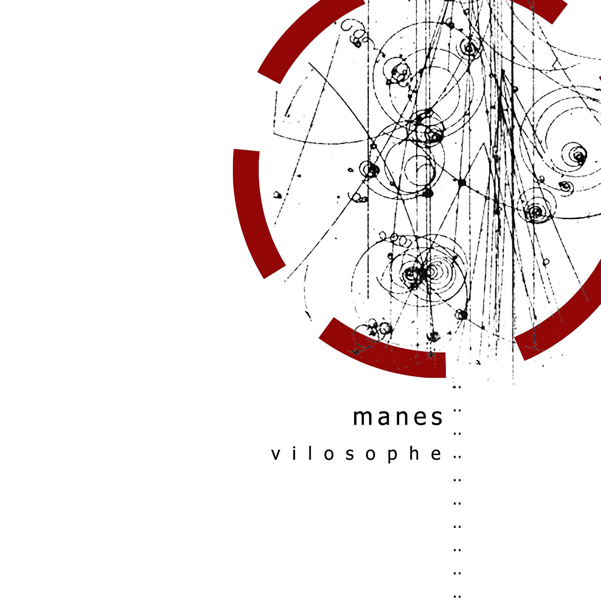 Manes - Vilosophe (album cover)