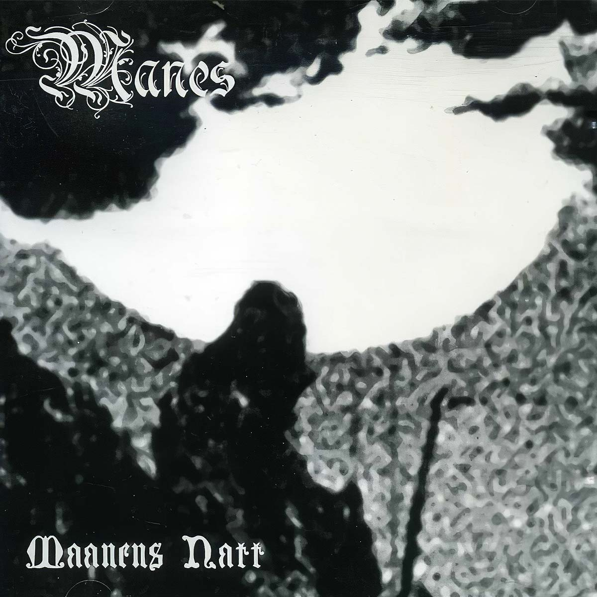 Manes - Maanens Natt (cover)