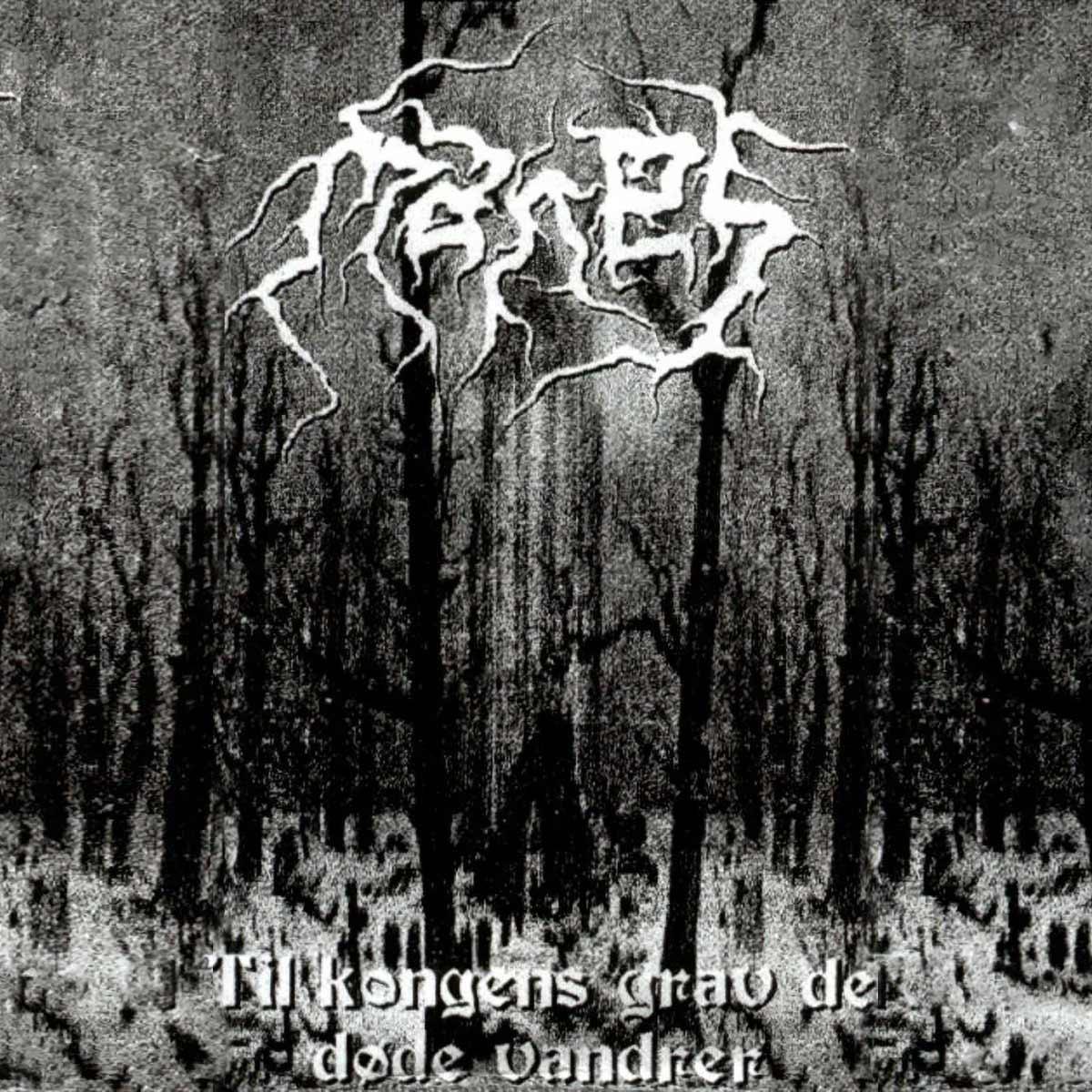 Manes - Til Kongens Grav De Døde Vandrer (cover)