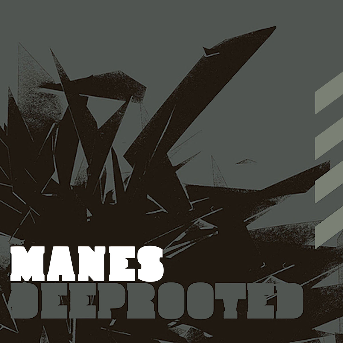 Manes - Deeprooted (single cover)