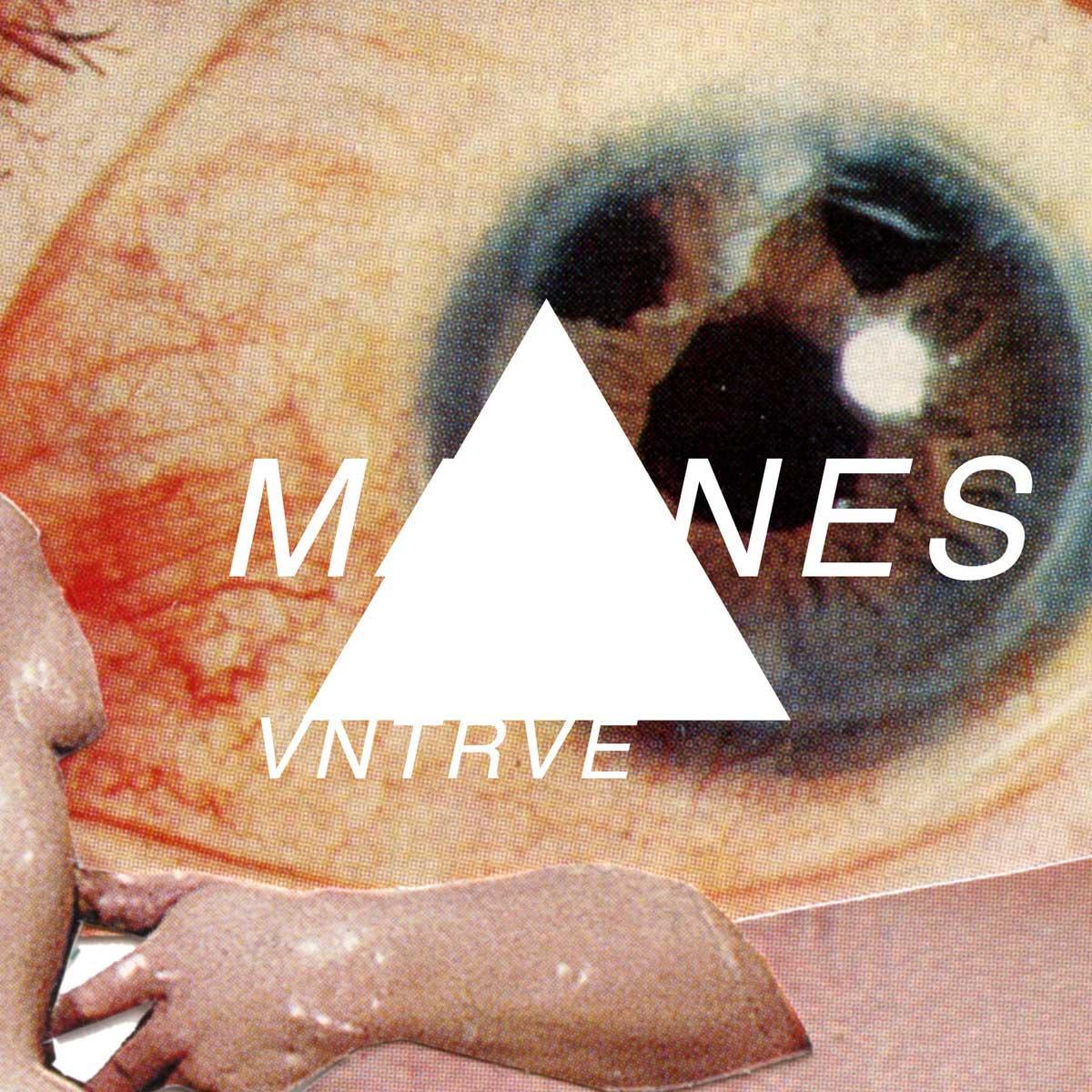 Manes - VNTRVE (single cover)