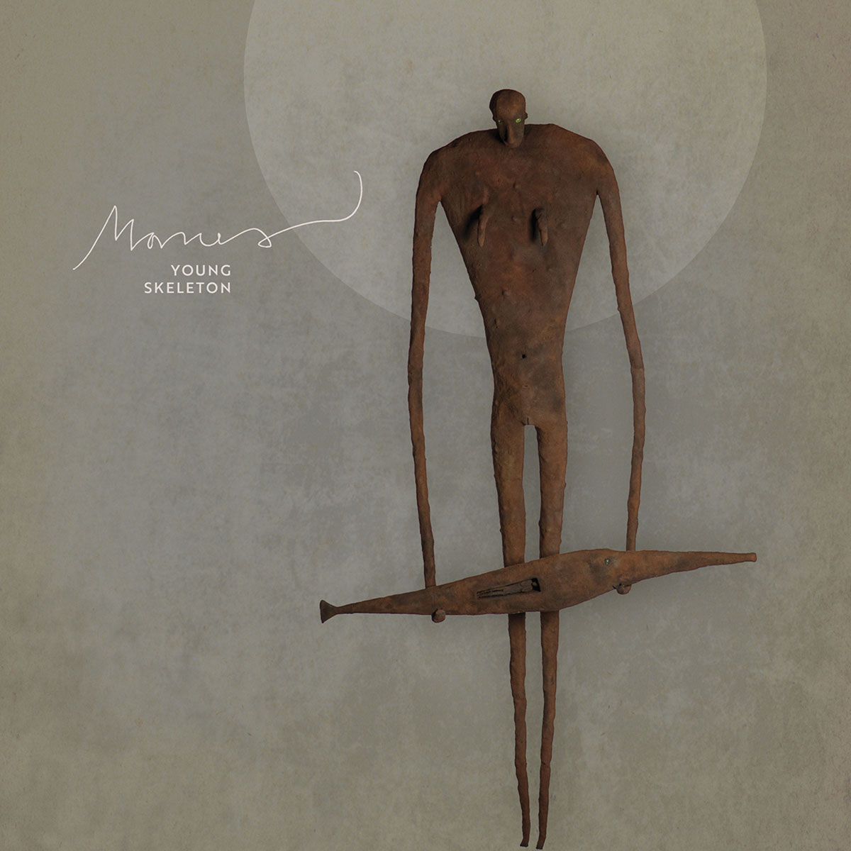 Manes - Young Skeleton (ep cover)